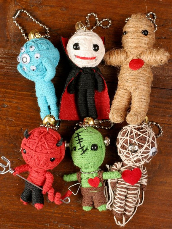 Post image for string doll gang