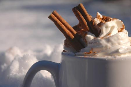 Post image for hot chocolate with a twist