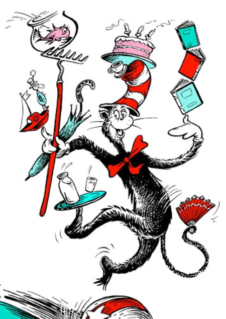 Post image for happy birthday dr. seuss