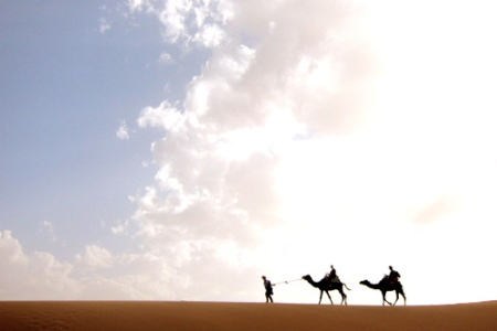 Post image for under the saharan sun