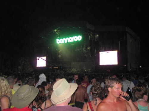 Post image for bonnaroo night one