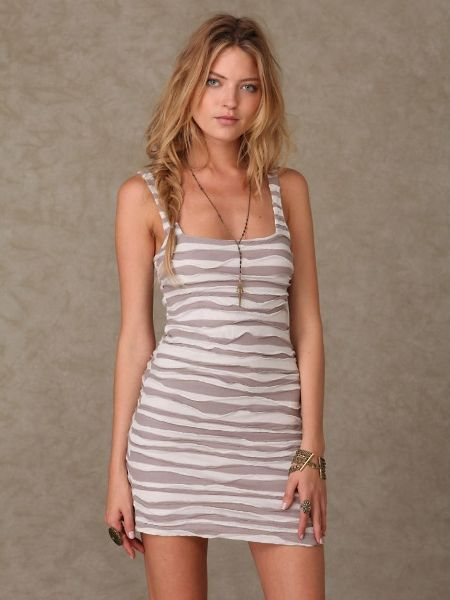 downtown date dress