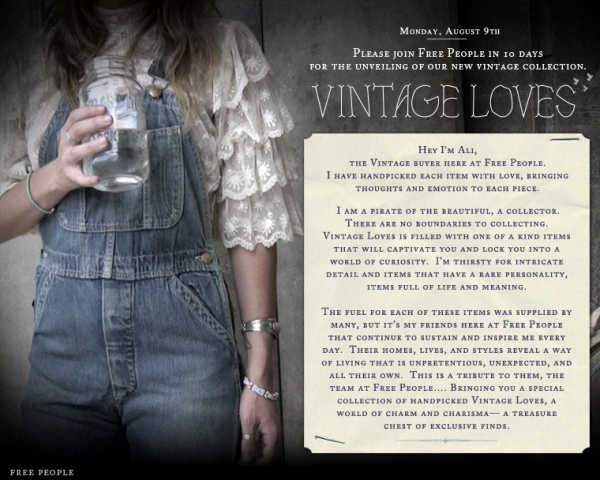 Post image for coming soon: vintage loves