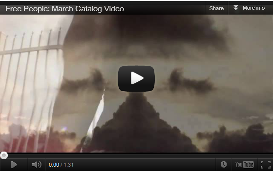 Thumbnail image for the march catalog video