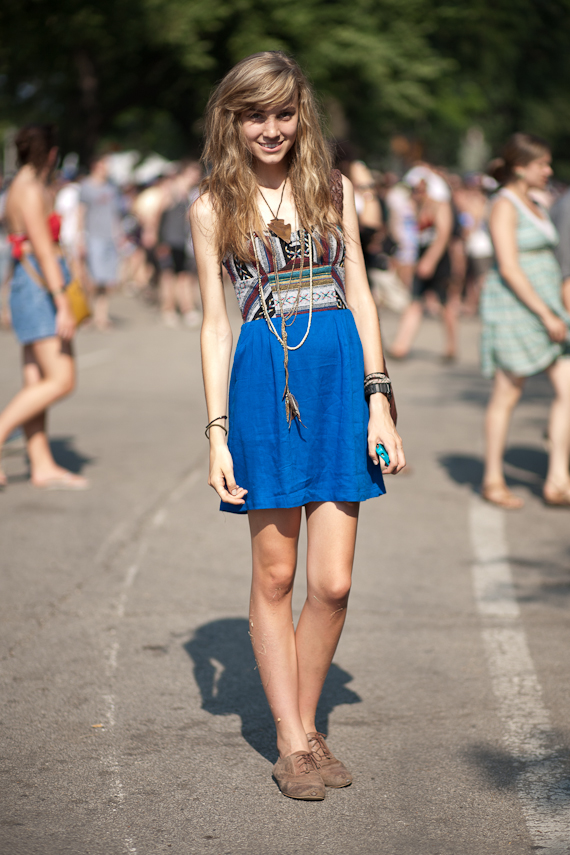 Indie Fashion From Pitchfork Music Festival 2011 Part Two
