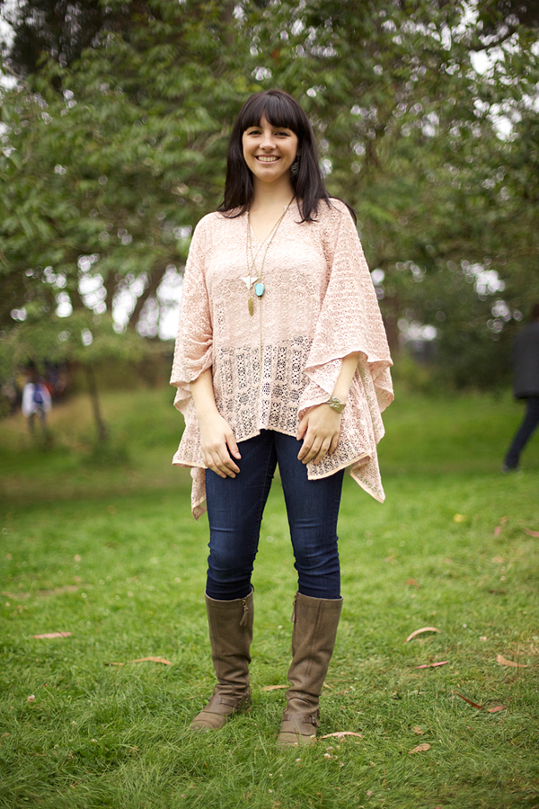 Post image for Festival Fashion at Outside Lands – Day One