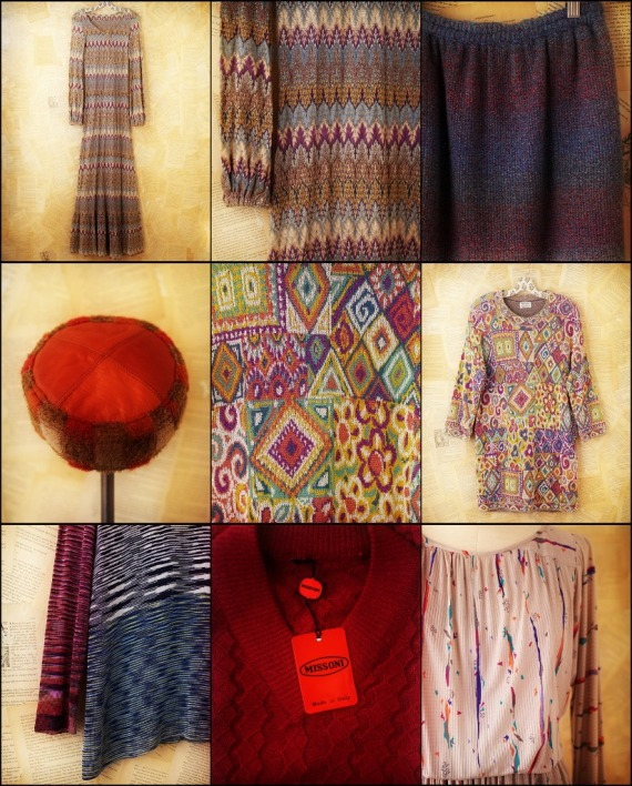 Post image for More Vintage Missoni Pieces added in Vintage Loves!