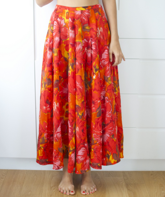 Post image for Guest Post: DIY Fishtail Maxi