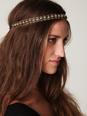 Zina Stone Headpiece