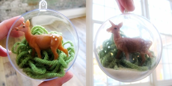 Post image for DIY Holiday Ornaments