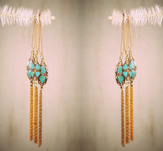 turquoise-ornament