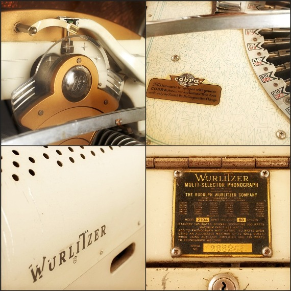 Post image for Vintage Loves Objects: The Wurlitzer