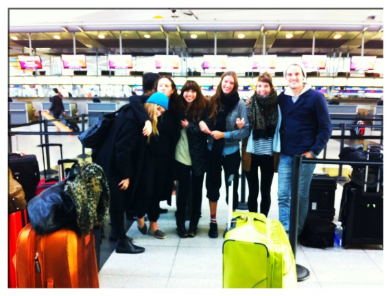 Post image for Catalog Travel Diary: Off We Go!