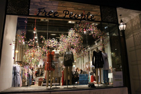 Post image for Free People Walnut Street Opening