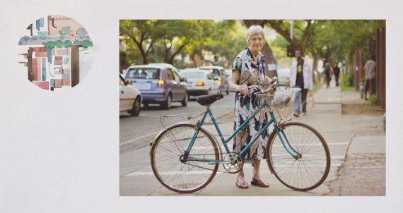 Post image for Bicycle Portraits