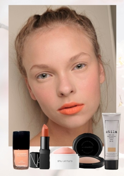 Post image for Makeup Monday: As Fresh as a Peach