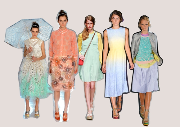 Post image for Spring Trend: Pastel