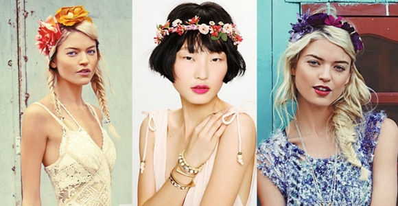 Post image for Trend: Floral Headdresses