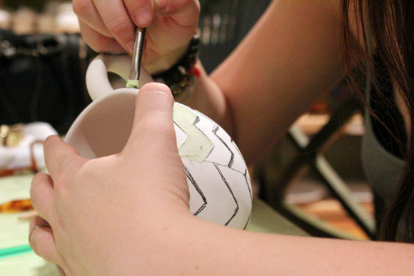Post image for Blogger Diary: Paint Your Own Pottery
