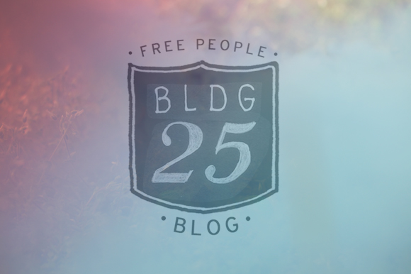 Post image for BLDG 25 Blog Makeover!