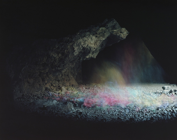 "Post image for Bronson Cave ""Light Paintings"" by Brice Bischoff"