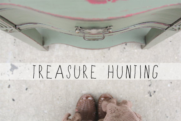 Post image for Blogger Diary: Treasure Hunting