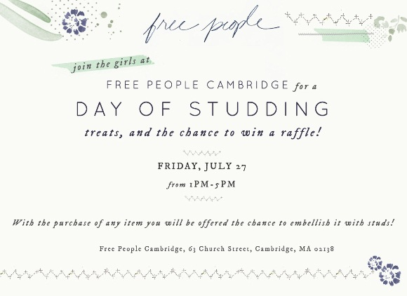 free people cambridge