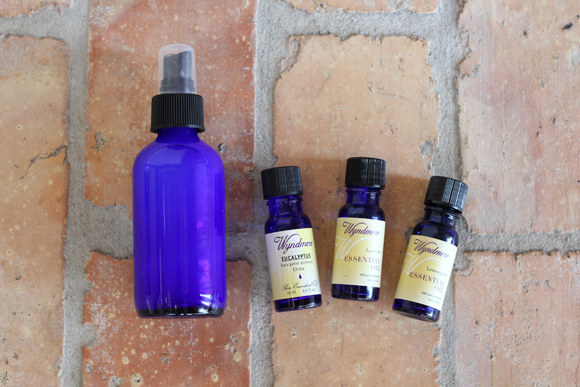 Essential Oils for DIY Yoga Mat Spray
