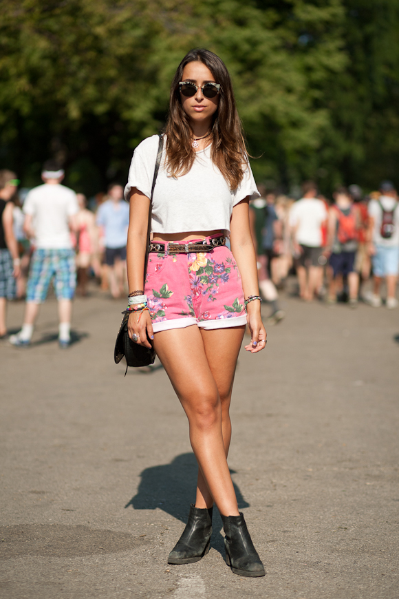 Indie Fashion at Pitchfork Music Festival Looks We Love