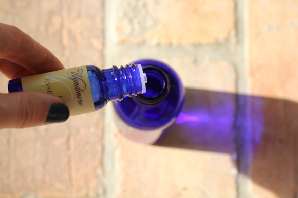 Lavender Oil for DIY Yoga Mat Spray