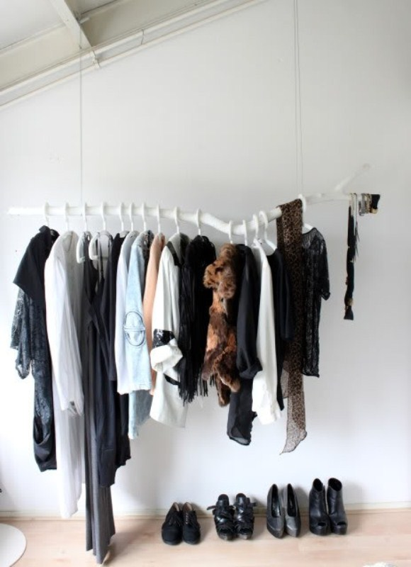 Clothes as Home Décor: Would you do it? | Free People Blog