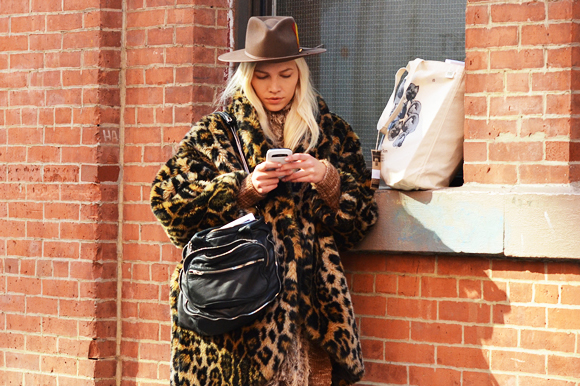 Post image for Aline Weber, Style Icon
