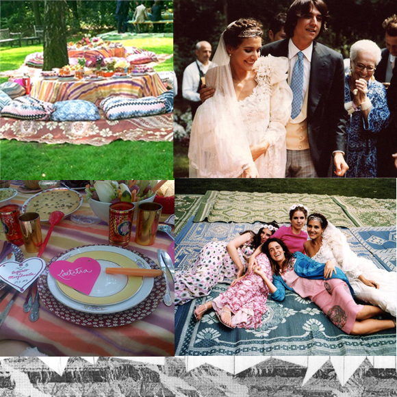 Margherita Missoni & Eugenio Amos wedding.