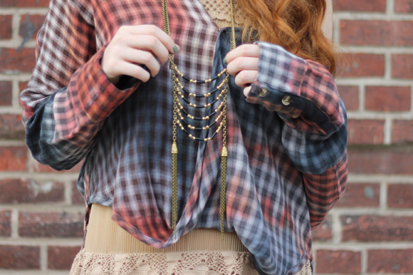 Post image for How Free People Bloggers Wear Plaid