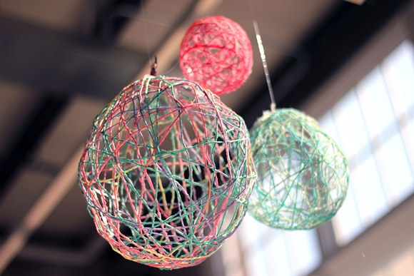 Home dcor diy thought bubbles todays diy is a fun and easy project that requires little supplies and results in some seriously adorable decorations that you can use in your home solutioingenieria Image collections