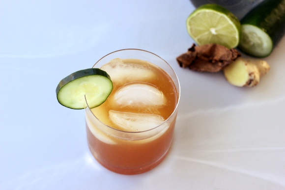Post image for Summer Mocktails: Death Of A Matador