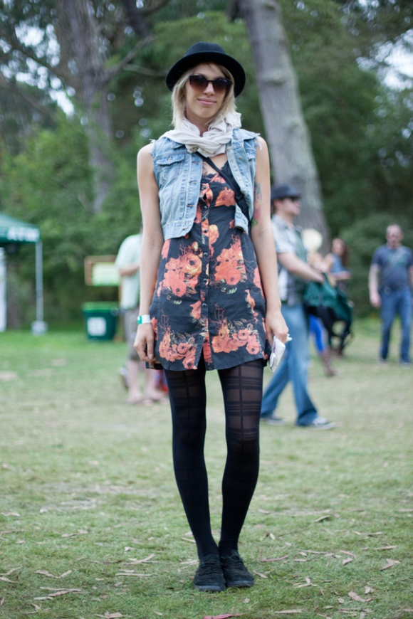 Post image for Festival Fashion At Outside Lands 2012: Part Two
