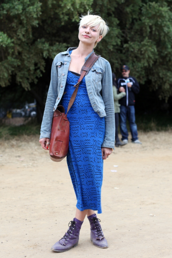Festival Fashion At Outside Lands Part Three