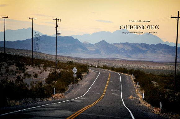 Post image for Editorial We Love: Californication By Will Davidson