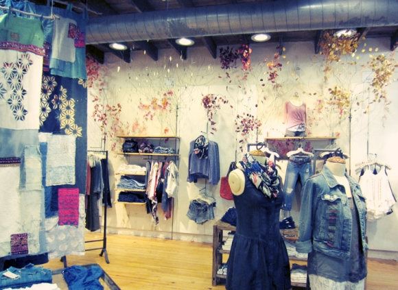 free people display