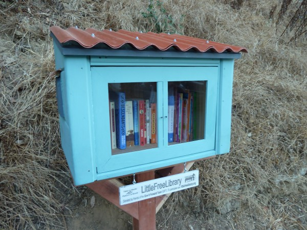 Thumbnail image for Cute, Creative, And Cool: Little Free Libraries