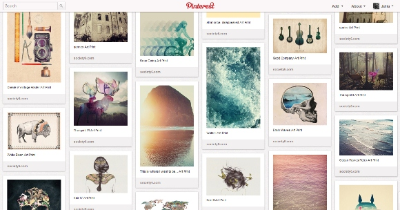 Post image for Pin-Speration: A Peek At My Pinterest Board