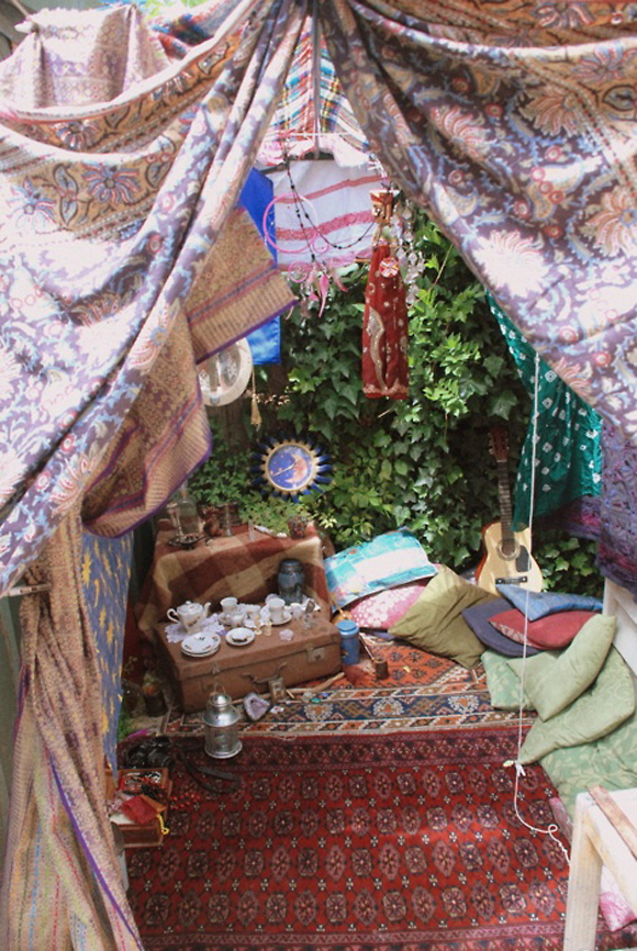 Post image for How To Create A Bohemian Atmosphere In Your Home