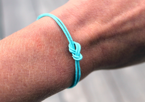 Post image for Guest Post: DIY Climbing Knot Bracelet