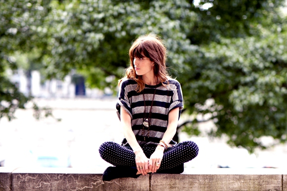 Post image for October Catalog Sneak Peek: Our Style Muses (Including Lou Doillon!)