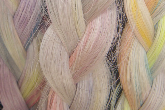 Post image for Pastel Shades And Pretty Braids