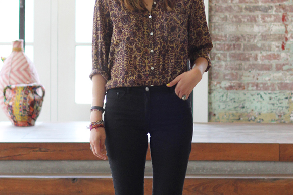 Post image for Office Style: Fall Colors and Chic Patterns