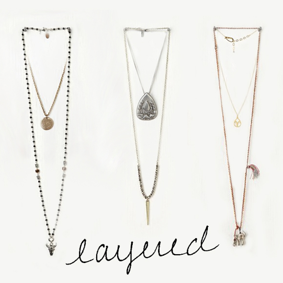 Post image for How To Layer Your Necklaces