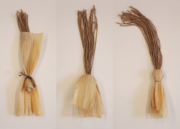DIY Corn Husk Dolls