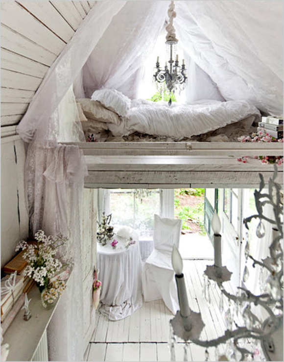 FFFFOUND! | Home Decor Inspiration – 8 Enchanted Beds Fit For A